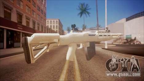 HCAR from Battlefield Hardline for GTA San Andreas second screenshot