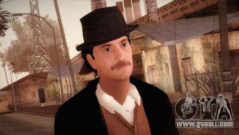 Dr. John Watson v1 for GTA San Andreas