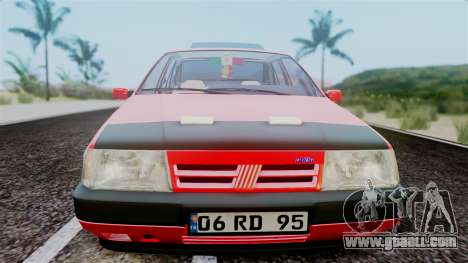 Fiat Tempra for GTA San Andreas back view