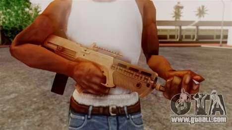 GTA 5 Advanced Rifle for GTA San Andreas third screenshot