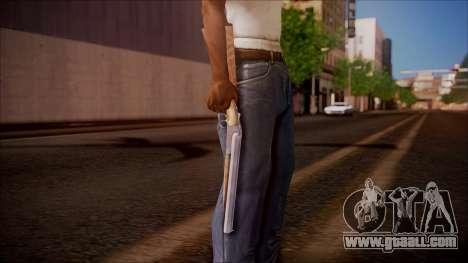 DobleGun from Battlefield Hardline for GTA San Andreas third screenshot