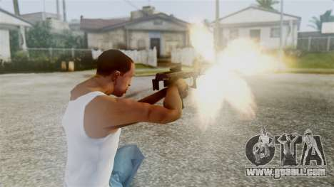 PP-2000 for GTA San Andreas third screenshot