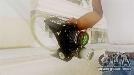 Ghostbuster SMTH for GTA San Andreas third screenshot