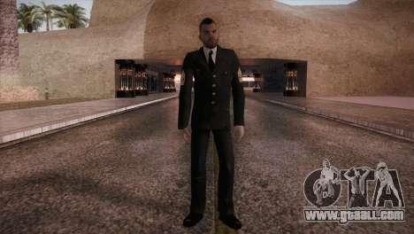 Soap veteran for GTA San Andreas second screenshot