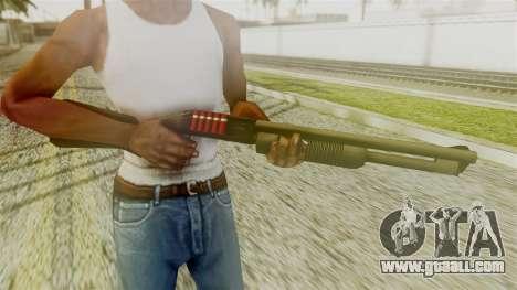 New Chromegun for GTA San Andreas third screenshot