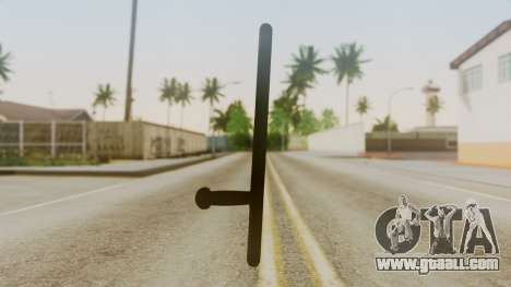 Police Baton from Silent Hill Downpour v1 for GTA San Andreas