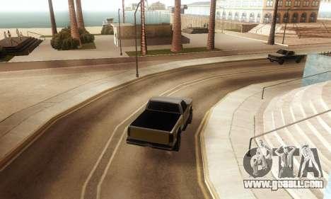 ENB & Colormod v 1.0 for GTA San Andreas forth screenshot