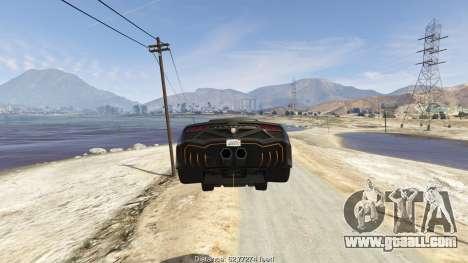 GTA 5 Jump Distance - Earn Money third screenshot