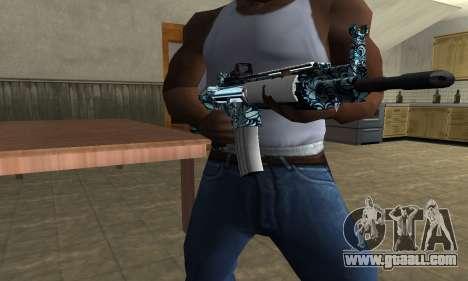 Auto M4 for GTA San Andreas third screenshot