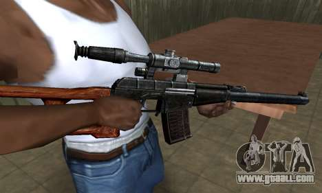 Old Sniper for GTA San Andreas