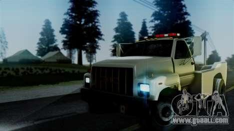 GMC Topkick Towtruck for GTA San Andreas