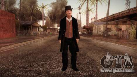 Dr. John Watson v1 for GTA San Andreas second screenshot