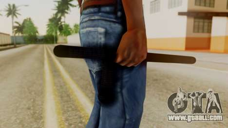 Police Baton from Silent Hill Downpour v1 for GTA San Andreas third screenshot