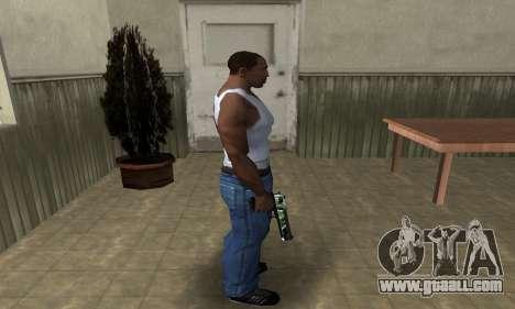 Ben Ten Deagle for GTA San Andreas third screenshot