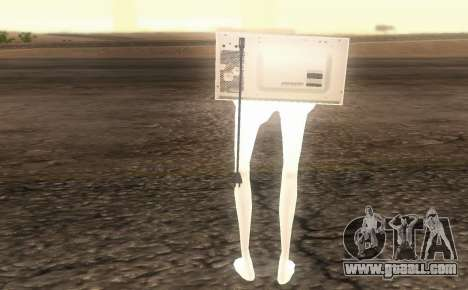 Microwave from Goat MMO for GTA San Andreas third screenshot