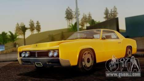 GTA 5 Albany Virgo IVF for GTA San Andreas