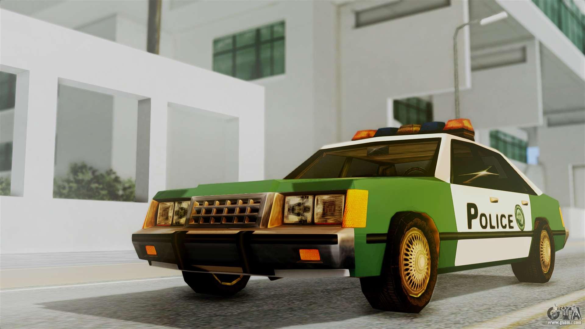 SAPD Cruiser for GTA San Andreas