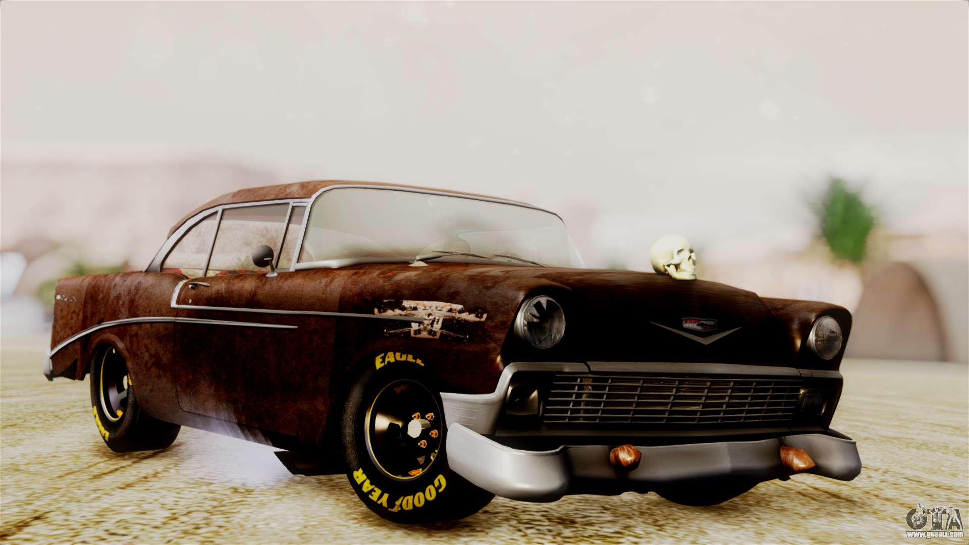 1956 chevrolet bel air images photo 56 chevy belair dv 06 - Chevrolet Bel Air 1956 Rat Rod Street