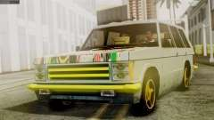 Huntley New Edition for GTA San Andreas