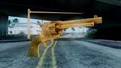 Red Dead Redemption Revolver for GTA San Andreas