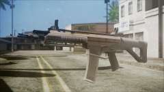ACR from Battlefield Hardline for GTA San Andreas