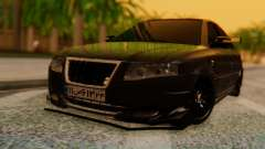Ikco Samand Sooren Tuned for GTA San Andreas