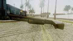 New Chromegun for GTA San Andreas