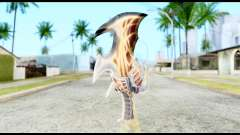 God Of War Blade of Exile for GTA San Andreas
