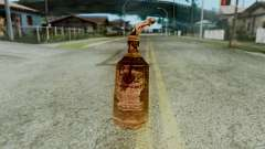 Red Dead Redemption Molotov for GTA San Andreas