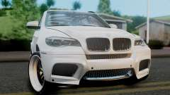 BMW X5M 2014 E-Tuning for GTA San Andreas
