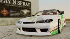 Nissan Silvia S15 24AUTORU