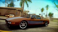 Infernus New Edition for GTA San Andreas