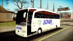 Mercedes-Benz Travego Soner Turizm for GTA San Andreas