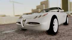 Alfa Romeo Nuvola for GTA San Andreas