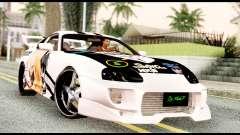 Toyota Supra Full Tuning v2