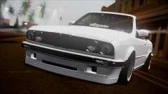 BMW E30 Cabrio B. O. Construction for GTA San Andreas