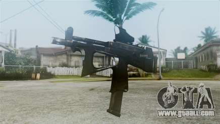 PP-2000 for GTA San Andreas