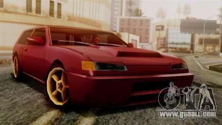 Flash New Edition for GTA San Andreas