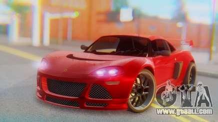 Lotus Europe S Wide for GTA San Andreas