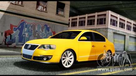 Volkswagen Passat B6 for GTA San Andreas