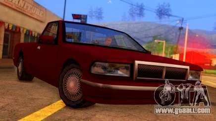 Premier Pickup for GTA San Andreas