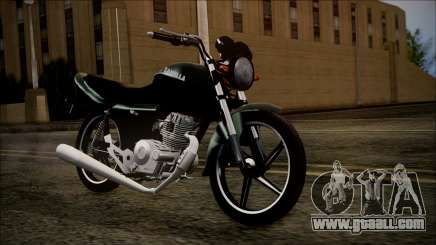 Zanella RX150 Planchada for GTA San Andreas