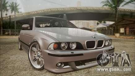 BMW M5 E39 E-Design for GTA San Andreas