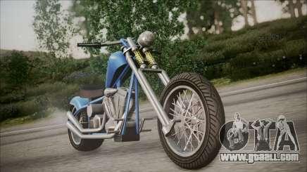 LCC Hexer GTA 5 HQLM for GTA San Andreas