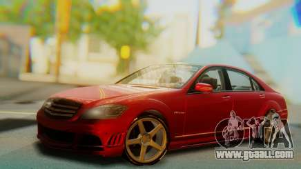Mercedes-Benz S65 for GTA San Andreas