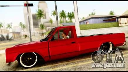 Nissan Junior Tuned for GTA San Andreas