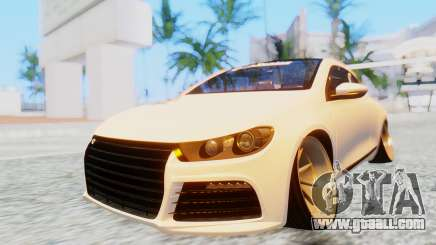 Volkswagen Scirocco for GTA San Andreas