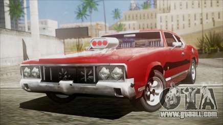 Sabre Turbocharged for GTA San Andreas