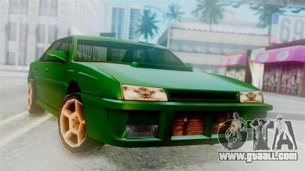 Sultan New Edition for GTA San Andreas