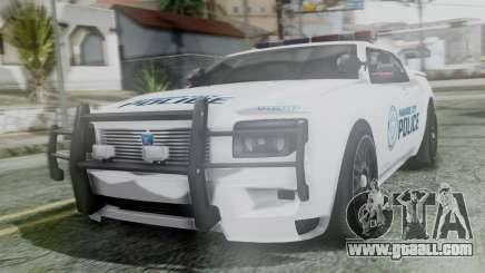 Hunter Citizen v3 IVF for GTA San Andreas